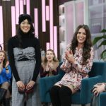 The Marilyn Denis Show Plaid