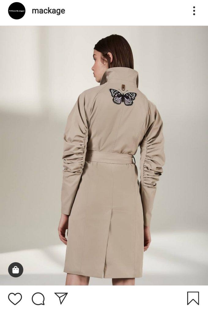 canadian jacket designers for spring
