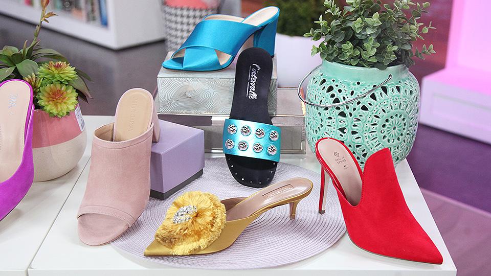 slides shoe trend